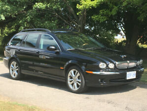 2007 Rare, clean, low km Jaguar X-TYPE Wagon