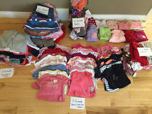 Baby- 2T clothing and accessories