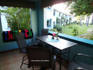 One / Two Bedroom Condo for Rent, Negril, Jamaica