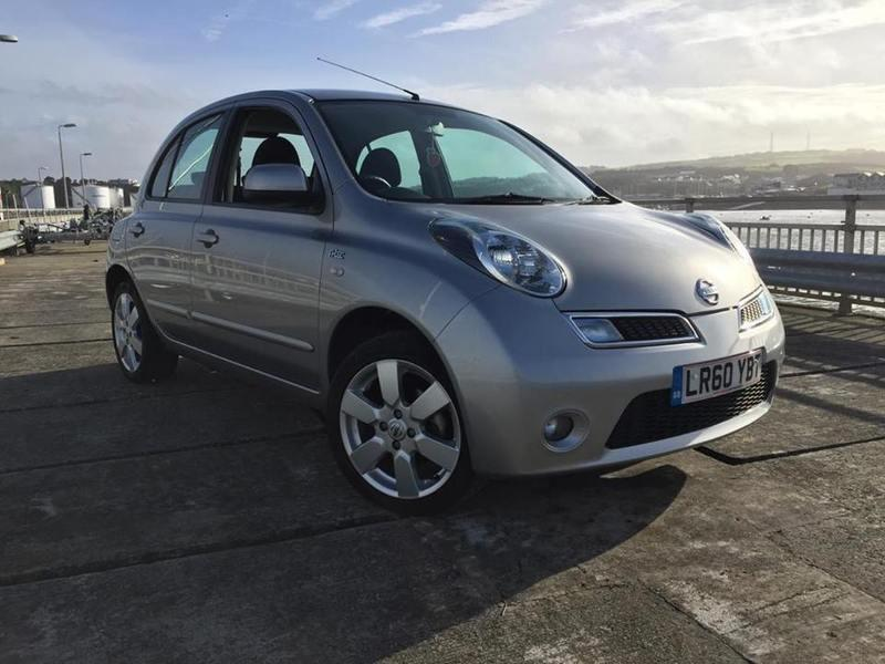 nissan micra n tec in plymouth devon gumtree. Black Bedroom Furniture Sets. Home Design Ideas