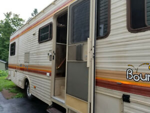 RV type of camper for sale!