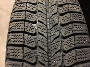 Michelin X-ice Winter Tires 175/65/14 West Island Greater Montréal image 3
