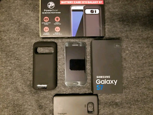 Samsung Galaxy S7 Rogers 9.5/10 condition