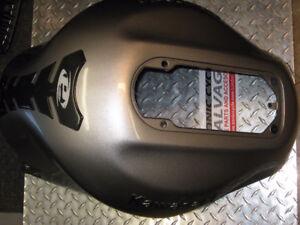 2000 kawasaki zx-1200r ninja  fuel tank cover oem