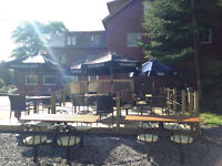Experienced Cook Needed Starting June- Accommodations Included
