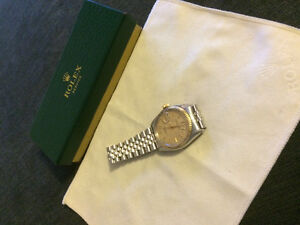 Men's Rolex oyster perpetual datejust Prince George British Columbia image 1