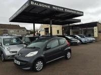 2008 08 PEUGEOT 107 1.0 12V URBAN MOVE 3DR