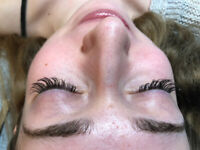 Eyelash Extensions - CLASSIC SET ONLY $45!