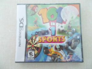 101 in 1 Sports for Nintendo DS