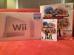 Nintendo Wii console and accessories London Ontario image 3