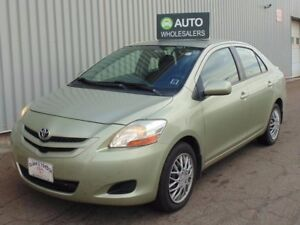 2007 Toyota Yaris THIS WHOLESALE CAR WILL BE SOLD AS-TRADED!...