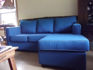 Apartment sized sectional