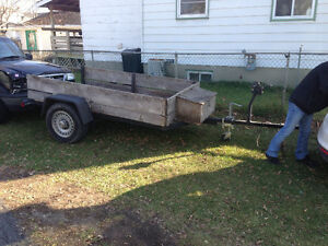 Looking to sell utility trailer 500 obo