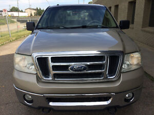 2008 FORD F150 XLT SUPERCREW 4X4, REMOTE START, EXCELLENT SHAPE!