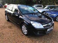2007 Vauxhall/Opel Astra 1.8i 16v ( 140ps ) auto Design =- NEW CAMBELT - NEW MOT