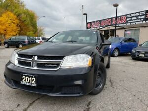 2012 Dodge Avenger 4dr Sdn SE Fully Power , 4 Extra tires