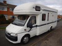 Autotrail Cheyenne 635 SE 2005 5 Berth End Washroom Motorhome