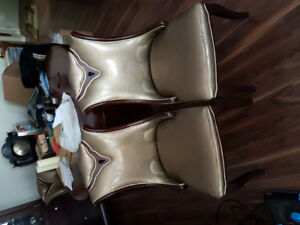 VINTAGE DINNING CHAIRS