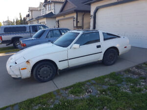 Nissan 300ZX 5 speed 2 seater Runs and Drives!