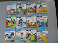 DIEGO Collection de 12 livres