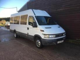 2004 IVECO DAILY MINI BUS COACH AIR CON IDEAL CAMPER MOTORHOME CONVERSION