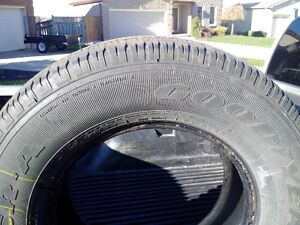 245-70-16 Goodyear Wranglers Cambridge Kitchener Area image 2