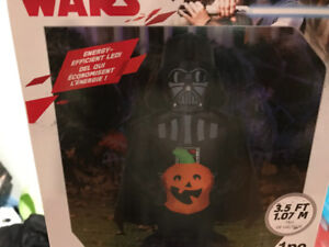Darth Vader Brand New Halloween inflatable