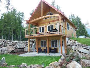 Knotty Pine Home Packages Starting at $23,800