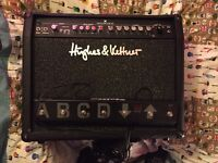 Hughes and kettner switchblade 50w combo guitar amp