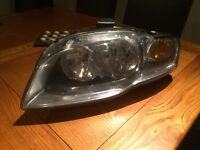 Audi A4 B7 Pasenger Side Headlight 2004-2008
