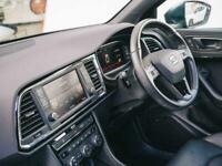 2018 SEAT ATECA ESTATE 2.0 TSI Xcellence 5dr DSG 4Drive Auto SUV Petrol Automati