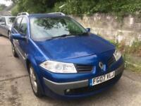 Renault Megane RARE AUTOMATIC ESTATE, NOV 18 MOT