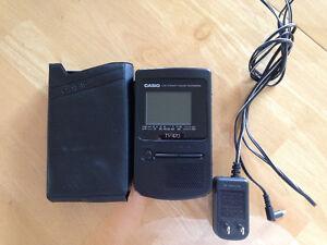 Casio Pocket Color TV