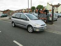Ford Galaxy 1.9TDi (115ps) Ghia MPV 5d 1896cc auto