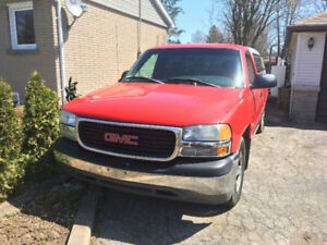 2001 GMC Sierra - Runs well - OBO
