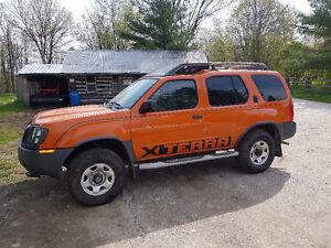 2003 Nissan Xterra SE SUV