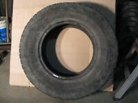 Two LT285/70R17 Nitto Terra Grappler Tires