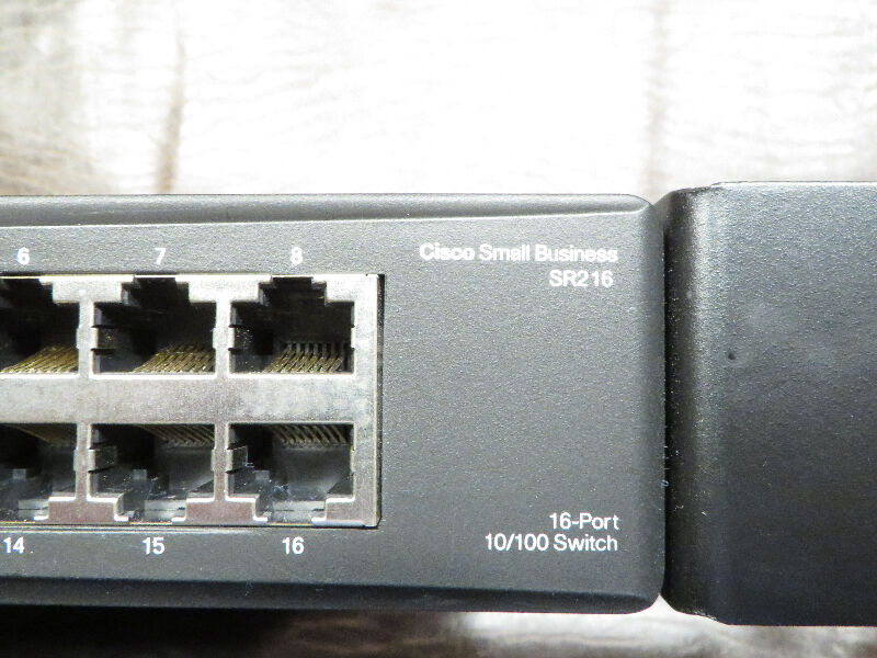 Cisco Small Business Network Switch