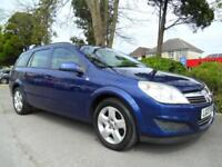 VAUXHALL ASTRA 1.6 16v 2007 ESTATE COMPLETE WITH M.O.T HPI CLEAR INC WARRANTY
