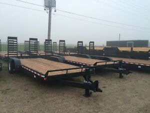 Equipment floats, 7 ton equipment trailers