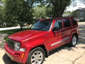 2008 Jeep Liberty Limited, True 4x4, Leather, Command Start,