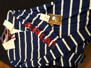 Ariat Polo size Large NEW with tags