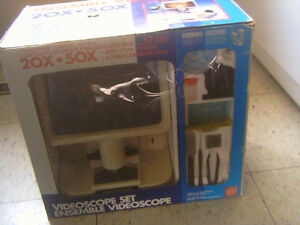 videoscope set Kitchener / Waterloo Kitchener Area image 1