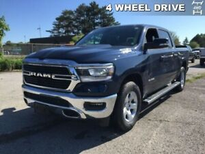 2019 Ram 1500 Big Horn  - Sunroof - $319.25 B/W