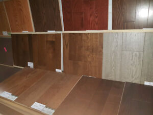 Engineered Hardwood All Size, Color and Design!!