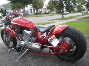 ~Custom Chopper~Show Bike~Great Condition*Sounds Amazing*