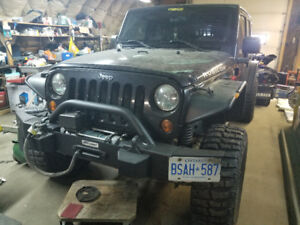 2009 Jeep Wrangler Unlimited Other
