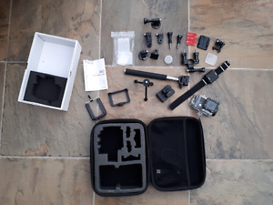 git2 style gopro - hd 16mp gros kit 3 batteries +++