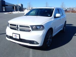 2017 DODGE DURANGO GT - LOWEST PRICE IN ATLANTIC CANADA!!