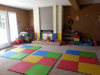 Angels Dayhome -Hawkwood NW -spots only for infants & toddlers